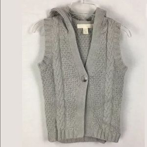 Anthropologie Kaisely Girls sweater vest 10-12